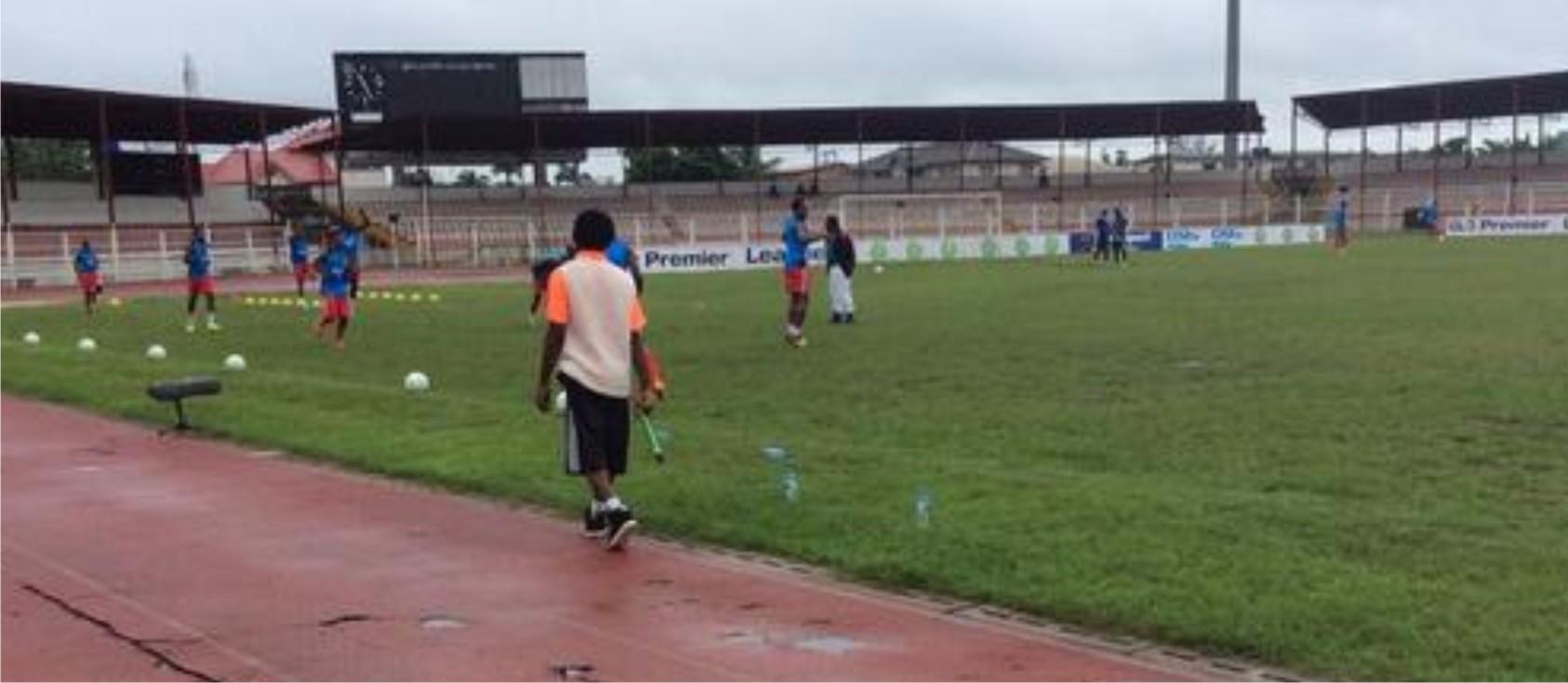Dan Anyiam Stadium Owerri