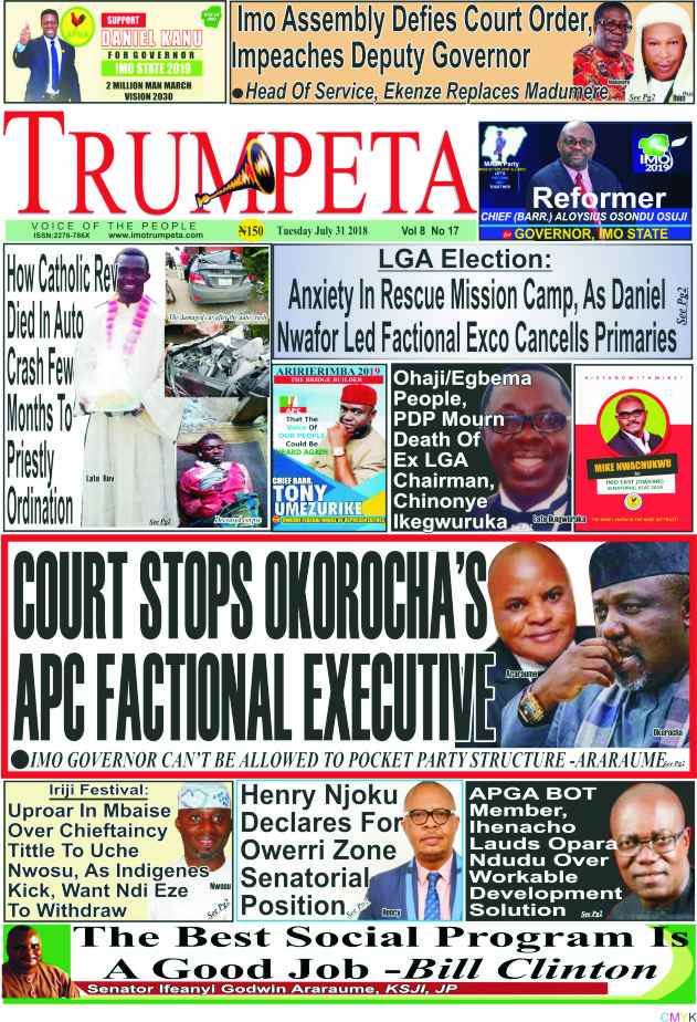 Latest news now online in nigeria today