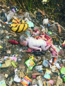 Dumped Baby
